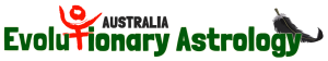 Evolutionary astrology logo